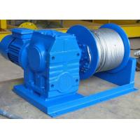 Buy cheap Professional electric wire rope winch manufacturer with high quality product
