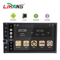 Buy cheap Built In Wifi Pure Android In Dash Car Dvd Player , Touch Panel Cd Dvd Player For Car product