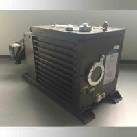 Buy cheap Oil Lubricated Dual Stage Rotary Vane Vacuum Pump Compact Size Painting Surface product