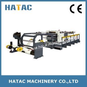 Buy cheap Shaftless Loading Kraft Paper Converting Machine product