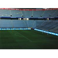 Buy cheap Large Outdoor P10 LED Digital Soccer Stadium Advertising Boards Full Color product