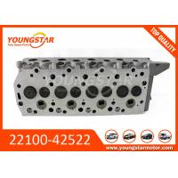 Buy cheap Cylinder Head Assy For Hyundai Starex 22100-42522 Cylinder Head Build product