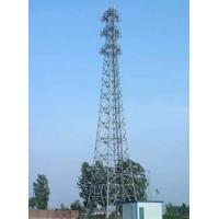 Buy cheap Telecom tower, 52.5 meters communication tower manufacturer product