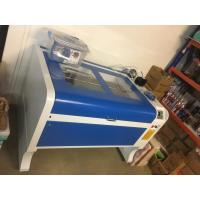 Buy cheap 1000x600mm laser cutting machine with ruida system and 80w reci laser tube product