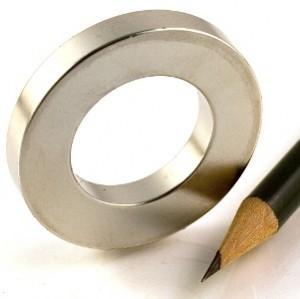 Buy cheap Neodymium Ring Magnet product