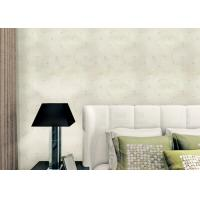 Buy cheap Non Woven Rustic Floral Wallpaper With Printed Surface Technics , Asian Style product