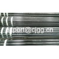 Buy cheap E35 / ST35 51mm Round Stainless Steel Pipe DIN 1629 For Mechanical Engineering from Wholesalers