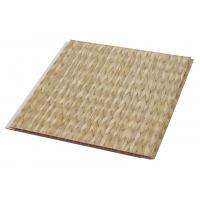 Buy cheap Waterproof Plastic PVC Wall Cladding Panels For Laundry , Laminated Panels from wholesalers