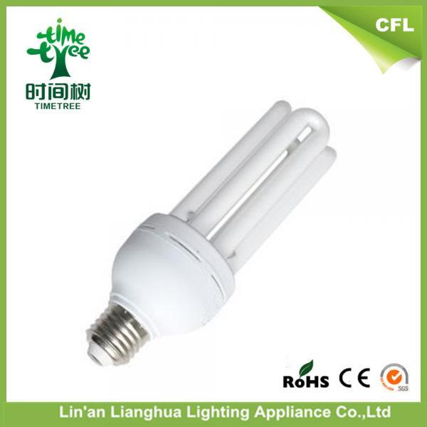18w T4 12mm Super Compact U Shaped Fluorescent Light Bulbs