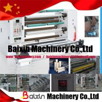 Buy cheap Automatic Slitting Rewinding Machine for Adhseive Tape/Pet/PVC product