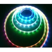China DC12V 5050 SMD eco friendly rgb led strip lighting Energy saving White / Warm White on sale