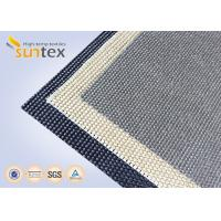 Buy cheap 30oz Tan Coated Fiberglass Fabric For Fire Resistant Turbine Blankets Heat Insulation Cover product