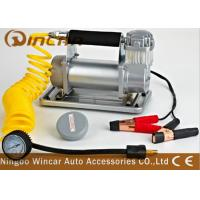 Buy cheap Metal Auto Tyre Inflator Tool 150psi Max Pressure Electronic small portable air compressor Pump product