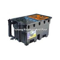 Construction type biological fish pond filtration system for Biological pond filter