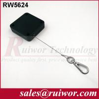 Buy cheap RUIWOR RW5624 Square Multi-purpose Pull Box with Hook End Retracting forces MAX 2.5LB/ Cable length MAX 400CM product