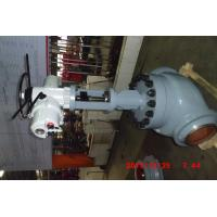 Electric Cooling Fin Cage Type Control Valve with 150 lb / 300 lb / 600 lb Nominal Pressure