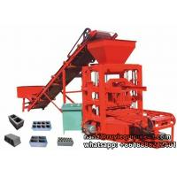 China 4-26 hollow cement block making machine concrete block machine on sale