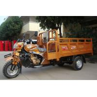 China Adult Motorized 200CC Cargo Tricycle Three Wheel Motorcycle Automatic Gear Box on sale