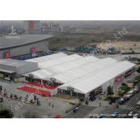 Buy cheap Large Square Outdoor Aluminum Alloy Frame Event Tent Custom-made with Different Walls from Wholesalers