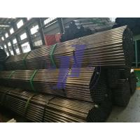Buy cheap Seamless Welding Round Precision Steel Tubing 0.5 - 6.0mm Wall Thickness from Wholesalers