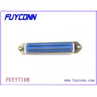 Buy cheap 0.085in Centerline DDK Ribbon Cable Connector , Solder Pins Female Connectors product