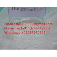 China Legal Boldenone Base Steroids Powder Dry Storage pure 99.9% on sale