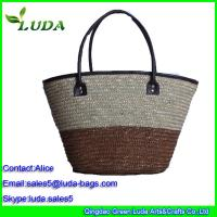 Straw beach bags and totes designer bag of qingdao green for Arts and crafts tote bags