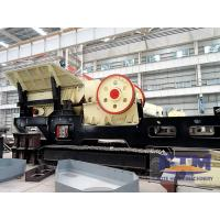 Buy cheap Construction Waste Mobile Crushing Station/Concrete Mobile Crushing Plant product