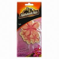 Buy cheap Paper Air Freshener, Suitable for Car, Home and Office from wholesalers