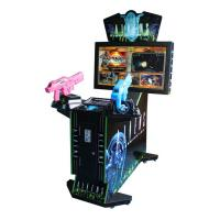 Buy cheap Different Scene Arcade Amusement Machines , Game Hunting Simulators Money Arcade Machines product