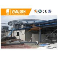 Buy cheap Fire Rated Exterior EPS Precast Concrete Wall Panels , Heat Insulated Board product