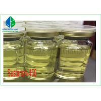 Injectable Finished Liquid Oil Base Testosterone Sustanon 450mg/ml for Muscle Growth