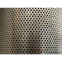 China High Performance Perforated Aluminum Sheet Wire Mesh For Decorative on sale