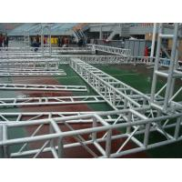 Alloy 6082 T6 Aluminium Alloy Truss With Spigot Connection Heavy Load Capacity