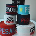 Buy cheap Custom 40mm width underwear jacquard elastic nylon webbing for boxer shorts product