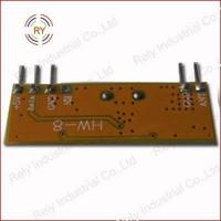Buy cheap 315/433.92MHZ ASK RF Module RXB7 product