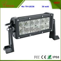 Buy cheap 36w 7 Inches Double Row LED Headlight Light Bar for Motorsport Rally Car, Snowmobile, ATV product