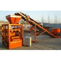 China Block Machine, Block Shaping Machine, Cement Block Machine (QT4-24) on sale