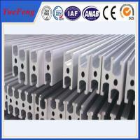 Buy cheap aluminum profile section producting line pressing t slot aluminium extrusion product