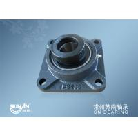 Buy cheap Automatic Aligning Cast Iron Pillow Block Bearing Good Sealing Units For Food Machine product