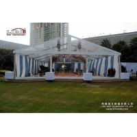 Buy cheap 2000 Guests Transparent Aluminum Frame Party Tent Structure For Event from Wholesalers