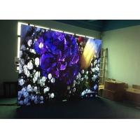 Buy cheap P2 HD Tv Studio Led Screen Display Refresh Gray Scale Color Contrast Fanless Black Lamp product