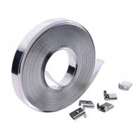Buy cheap 409L Grade Stainless Steel Strip , Galvanized Banding Strap For Car'S Exhaust from Wholesalers