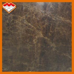 Buy cheap Natural Spain Dark Emperador Marble Stone Tile Slab For Countertop product