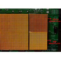 China Wholesales Price top quality Super Red 16*16 1.7 pixel Mini LED Dot Matrix Mould Display on sale