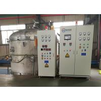 Large Vertical Vacuum Sintering Furnace No Noise With Small Footprint