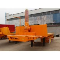 Buy cheap Single Acting 4 / 5 Stage Lifting Tipper Truck Telescopic Hydraulic Cylinder product
