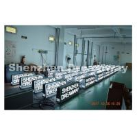 Buy cheap 300 W P5 SMD2727 Taxi LED Display with 4G Control GPS Location 5500 nits product