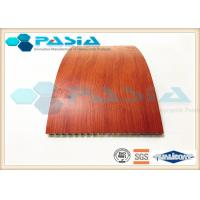 Buy cheap Fire Proof Honeycomb Wall Panels With HPL High Pressure Laminate Partition Use product