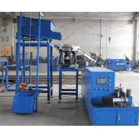 Buy cheap HIGH PERFORMANCE RING SHANK COIL NAILS MACHINE WITH FAVORABLE PRICE FROM FACTORY product